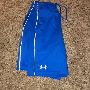 Men's Blue Under Armour Shorts